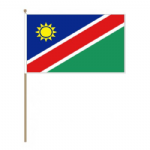 Namibia Country Hand Flag - Large